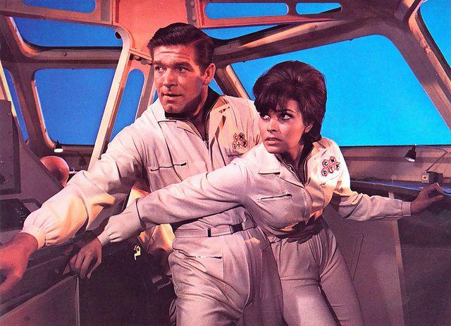 1966... Raquel Welch 'Fantastic Voyage'