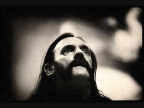 Motörhead  - Enter Sandman - damn, who could've thought Metalica could be topped on their own best song?  Long live Lemmie!!!!~