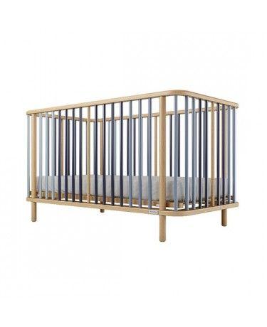 Micuna Life Crib in Natural Frame