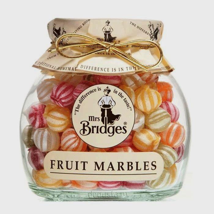 Caramelos Naturales Bridges
