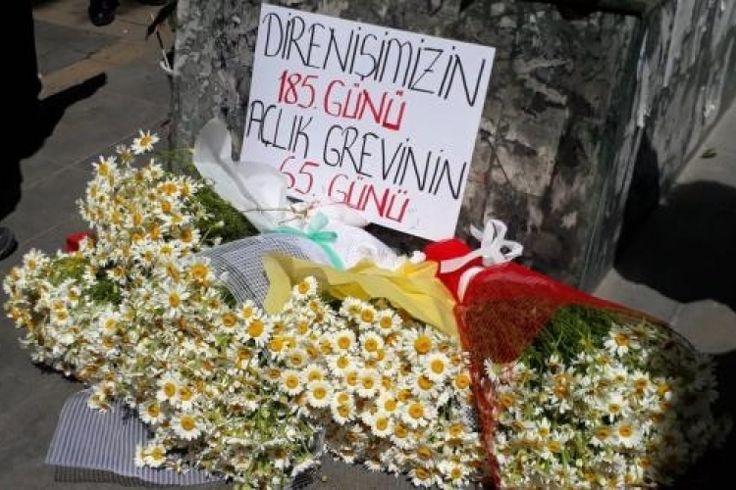 Call from Litterateurs for Gülmen, Özakça: Their Demands must be Met