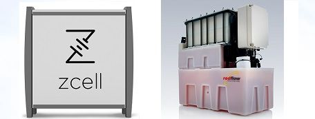 cool Flow Batteries for Household Power Storage