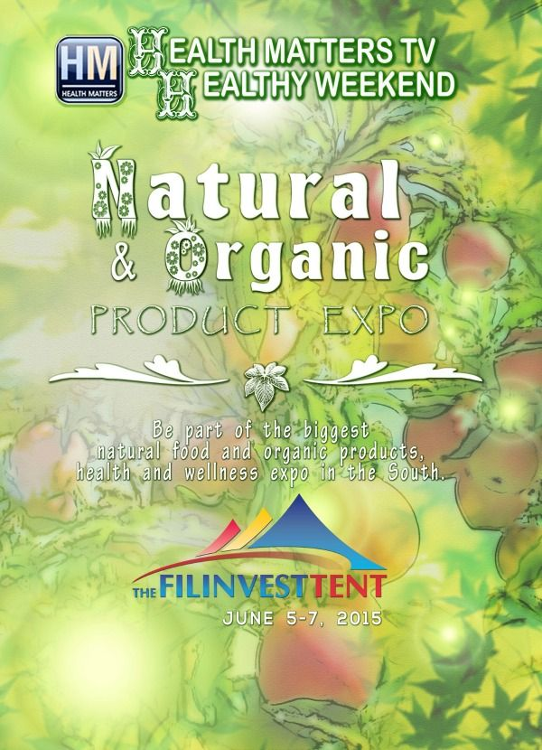 Natural and Organic Products Expo   Health Junkie