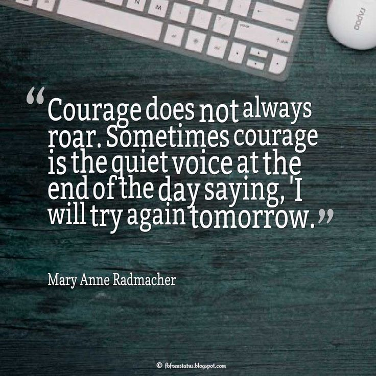 Inspirational Courage Quotes: 7 Best Courage Quotes Images On Pinterest