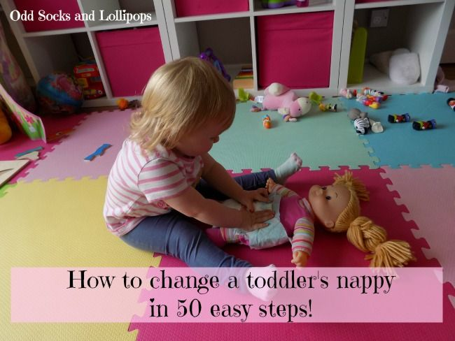 how to change your toddler& 39