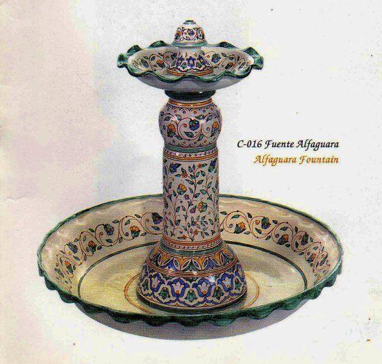 Fuente andalusí alfaguara
