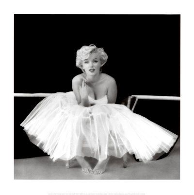 Top Beautiful Hollywood Actresses:  Marilyn Monroe