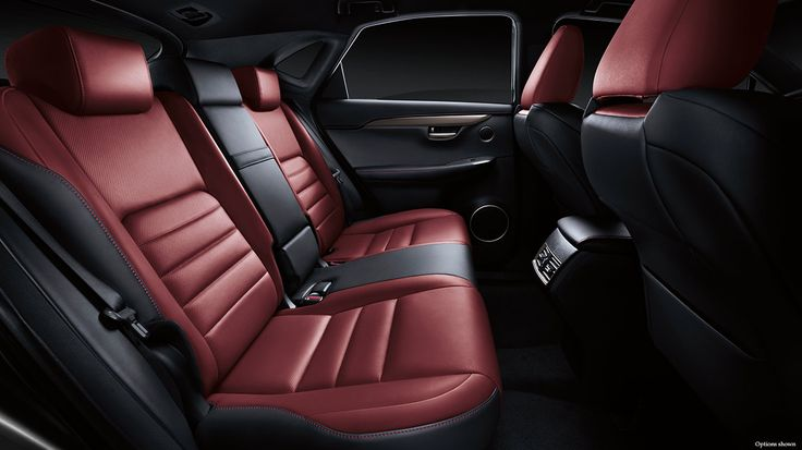 The interior of the #Lexus #NXFSport breathes luxury, elegance and performance!