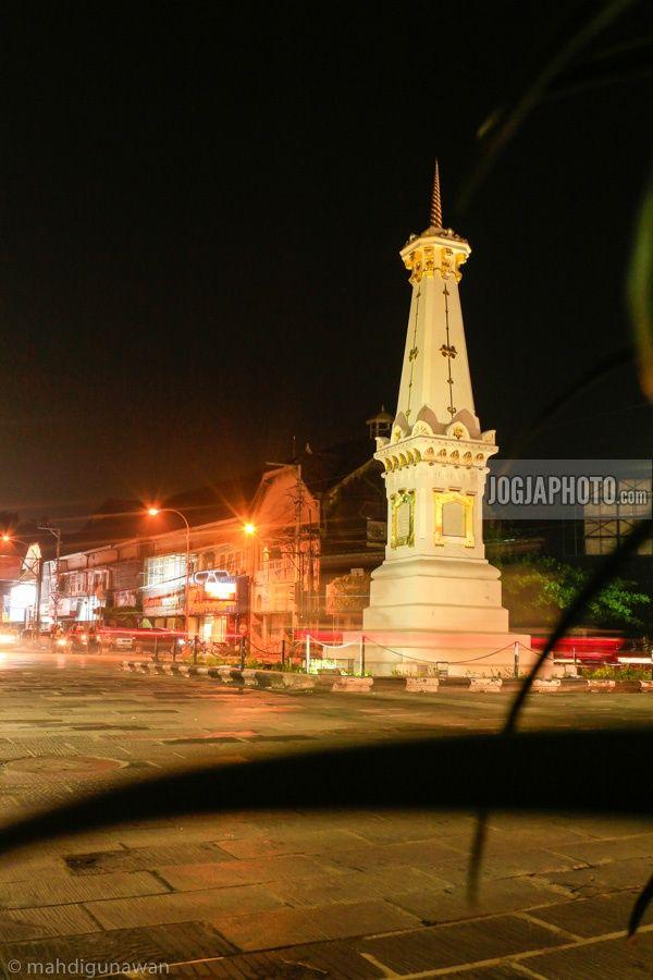 tugu yogyakarta, landmarks of yogyakarta city.