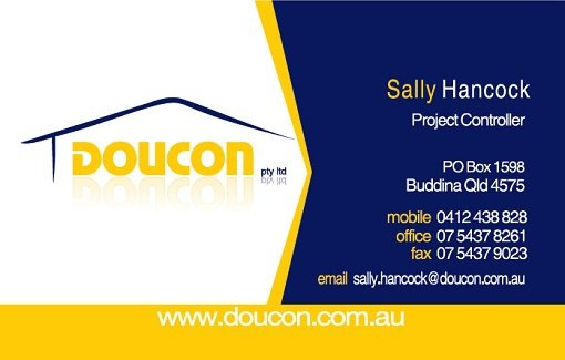 Doucon were going through fast growth as a company and hiring new staff who all needed business cards. We came to the party with batches at an affordable rate which were produced in efficient turn arounds, getting their new staff up and running with business card in hand and minimal fuss.
