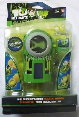 Ben 10 Ultimate Alien Disc Alien Ultimatrix Watch Guide | eBay