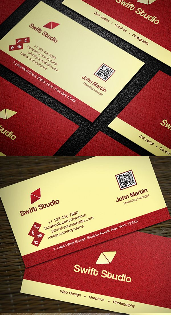 88 best Business Cards images on Pinterest | Advertising, Business ...