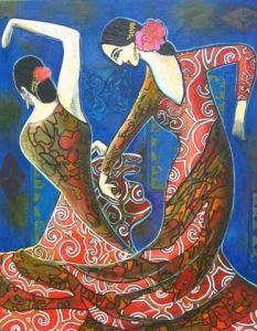Peinture de ANTOINE MELLADO