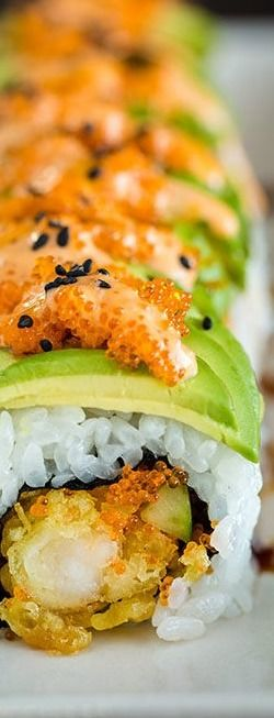 Dragon Roll | Sushi Recipe | Just One Cookbook