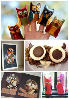 Amazing owl crafts, books & activities kids will love! #owls