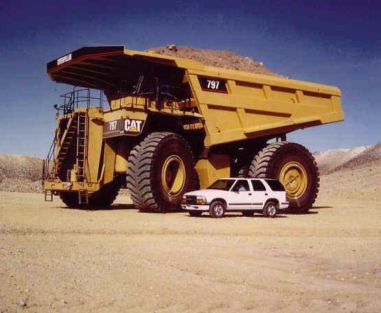 Top 3 Biggest Trucks in The World   World Interesting Facts   Interesting Facts Around the World