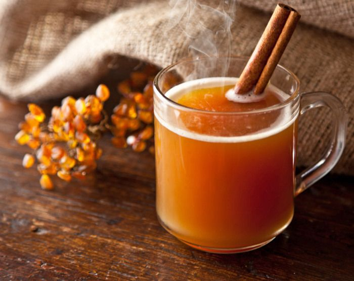 Nothing is more reminiscent of fall than some hot apple cider. The rich amber color calls to mind Fortuny's iconic bittersweet colorway!