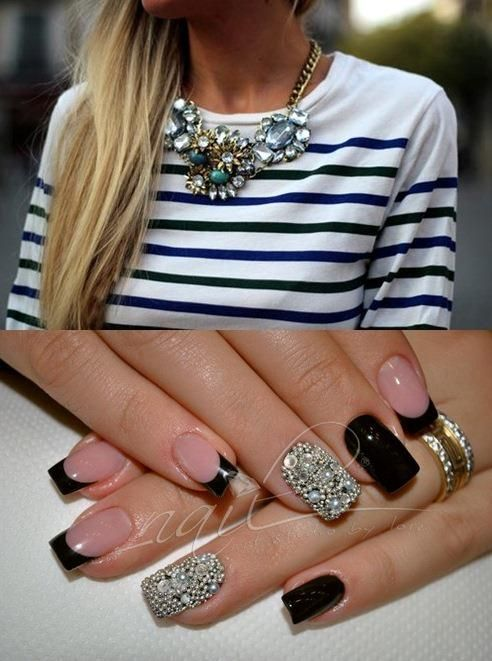 Nail Trends For Fall Winter 2013 2014 Nail ART Pinterest Nails Fall An