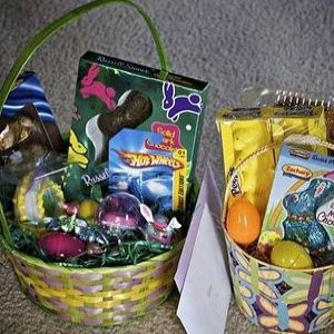 150 best easter baskets images on pinterest easter baskets gift interesting easter gift basket ideas negle Images