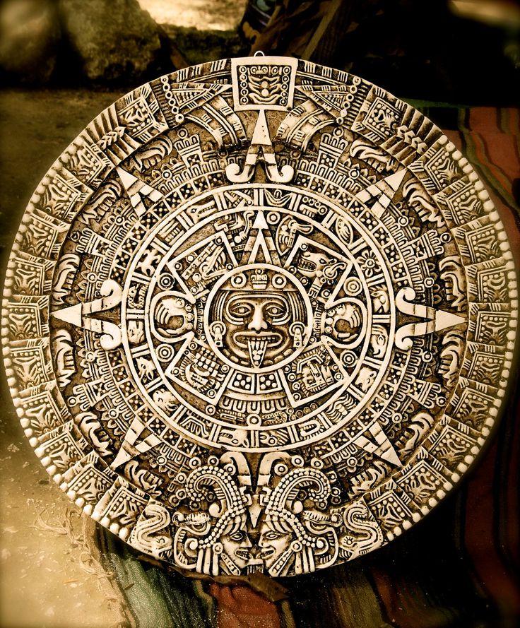 Древние календари мира картинки