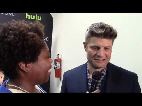 Jay R. Ferguson The Real O'Neals at the Paley Center Interview with Jay R. Ferguson @jrfergjr @TheRealONeals @PaleyCenter #TheRealONeals #NationalComingOutDay