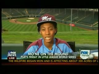 "Fox Host Doesn't Think Little League Baseball Is A ""Female Friendly"" Sport Fox News' Eric Bolling Asks Little League World Series Champion About More ""Female Friendly"" Sports ""Like Soccer"""