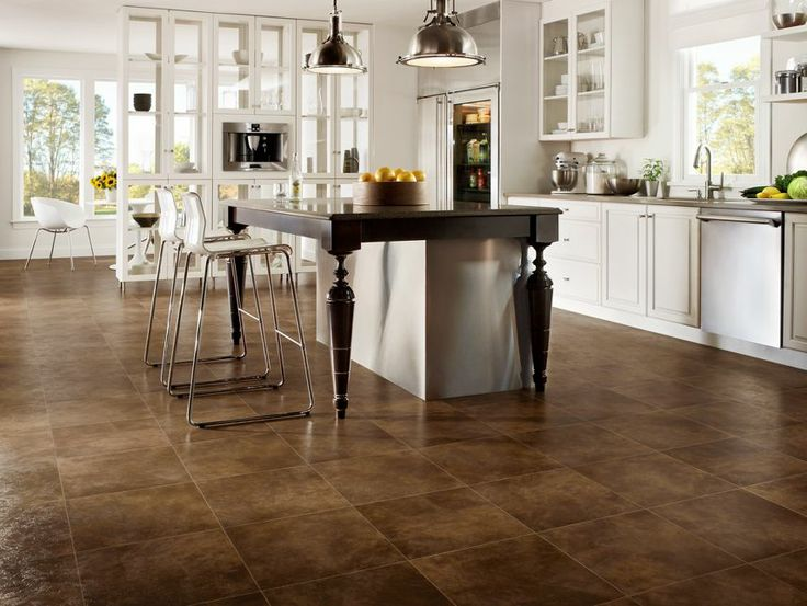 Awesome Leather  Gray · Kitchen FlooringVinyl ...