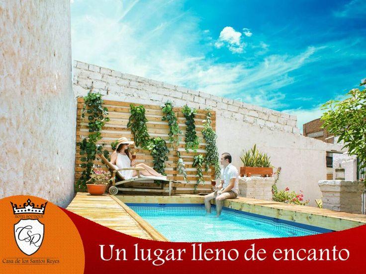Hotel Boutique Valledupar Casa de Los Santos Reyes en Valledupar, Cesar