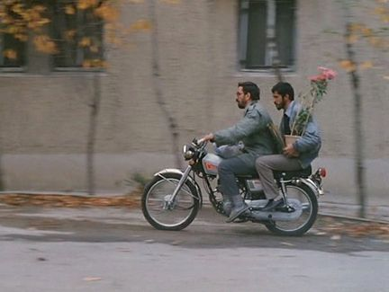 Close-Up. Abbas Kiarostami. 1990
