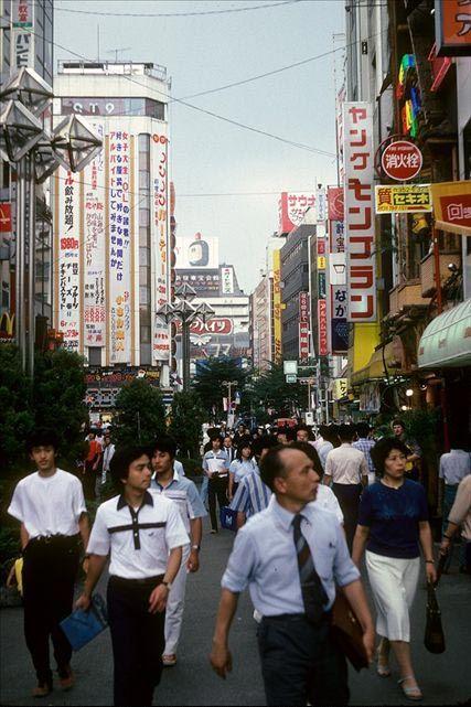 バブル崩壊前の80年代の日本(16枚)_中国網_日本語