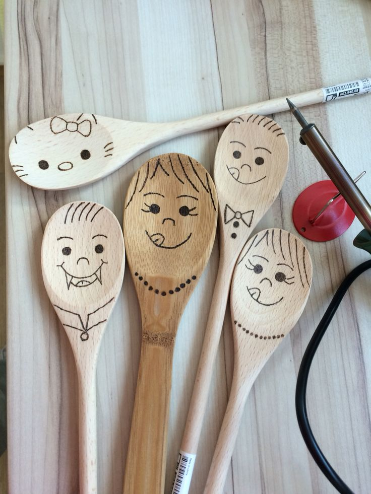 Ikea Kitchen Wooden Spoons