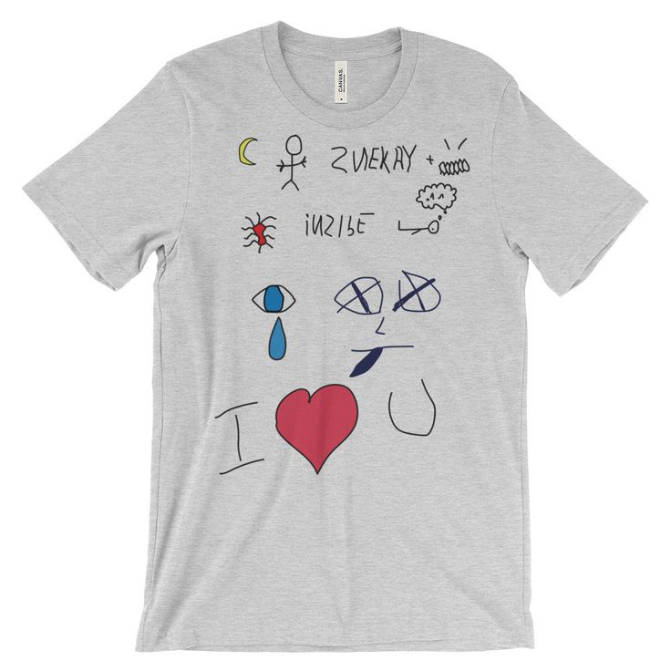 Nightman Lyrics - Unisex Charlie Kelly Graphic T-Shirt