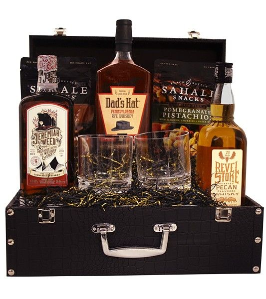 Ultimate Whiskey Gift Case