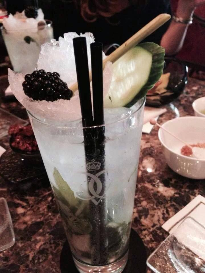 Lily Of The City  Four Seasons Hotel George V Paris #TGIF Time for a cocktail! #gregoryhazac #bar #cocktail