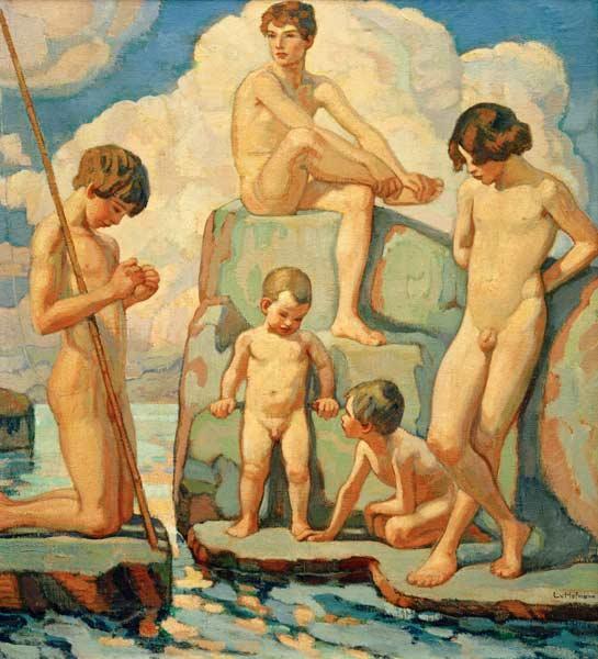 Prepubescent nudist boys — pic 5