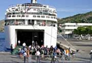 Ferry Split to Vela Luka, Island of Korcula - car and passenger ferry service…