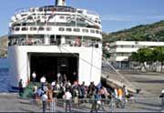 Ferry Split to Vela Luka, Island of Korcula - car and passenger ferry service…