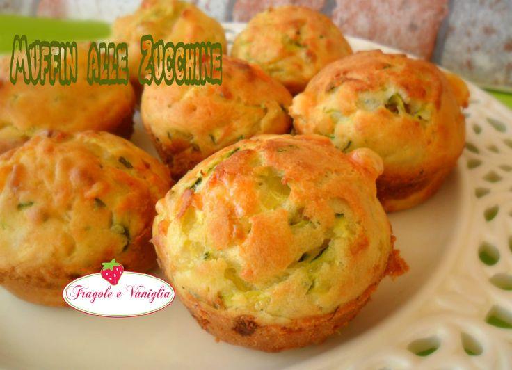 Muffin alle Zucchine