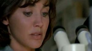 The X Files Guest: Bobbie Phillips as Dr. Bambi Berenbaum in season 3, episode 12 · War of the Coprophages