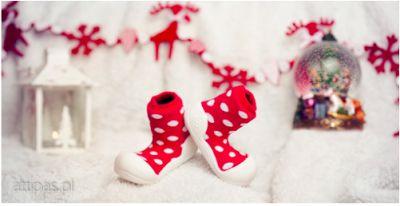 Buciki #attipas czemu tylko do numeru 22? Polecam rodzicom, których dzieci mają tłustą stopę lub wysokie podbicie. 1 buty, które na nas pasują :)