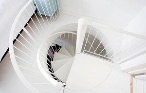Når en trappe er nøglen til at samle 2 lejligheder