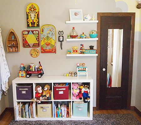 """""""It's Only a Game"""" Modern Nursery Trend Watch: Rustic Vintage for Boys   Disney Baby"""