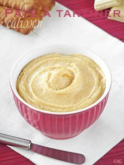 Pâte à tartiner au chocolat blanc façon calisson   Alter Gusto - Recettes de cuisine