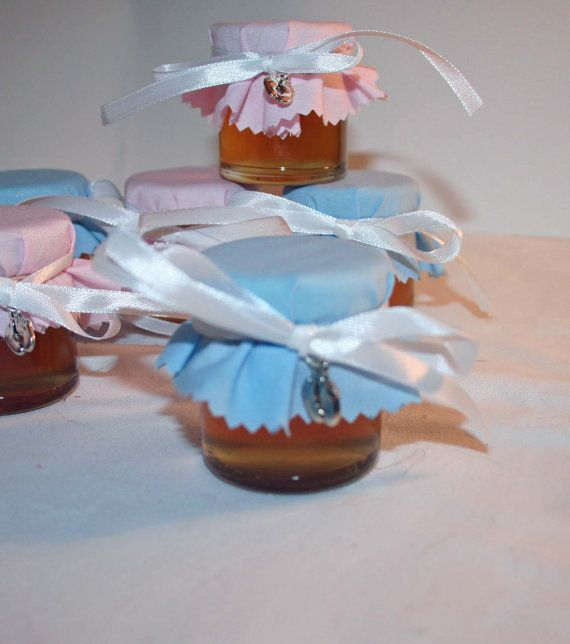 Baby Shower Baby Favour Pure Honey Filled Favour by Melysweddings, £2.00