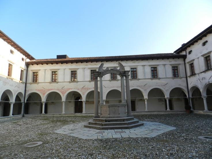 The ex-convent of San Francesco