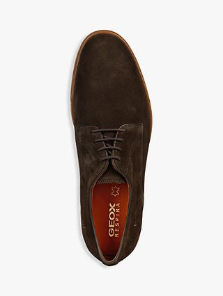 1b9aefe589 Geox Bayle Suede Derby Shoes, Navy in 2019 | Footwear | Derby shoes ...