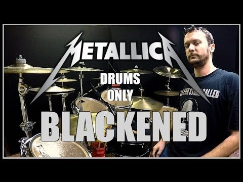 METALLICA   Blackened - Drums Only - Tronnixx in Stock - http://www.amazon.com/dp/B015MQEF2K - http://audio.tronnixx.com/uncategorized/metallica-blackened-drums-only/