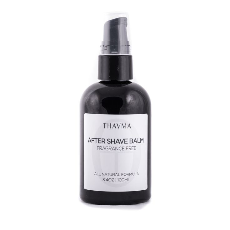 After Shave Balm, Fragrance Free