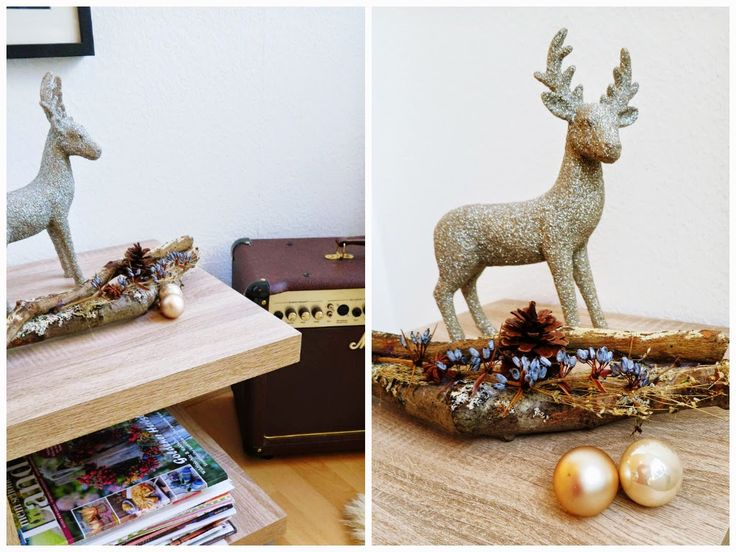 diy #christmas #decorations (find instructions for the diy, Innenarchitektur ideen