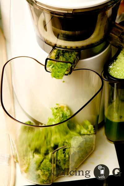 Kale Slow Juicer Recipe : A simple hack on how to juice celery in a slow juicer (you can do this on technique on other ...